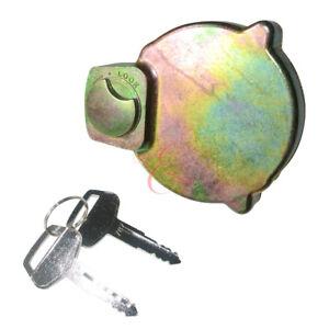 Steel-Hydraulic-Diesel-Fuel-Tank-Cap-Fits-KOMATSU-PC-Excavator-Engine-Part