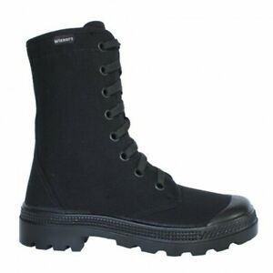 Chaussures-de-brousse-Jungle-Pataugas-Wissart-Noir-Original-Armee-Francaise