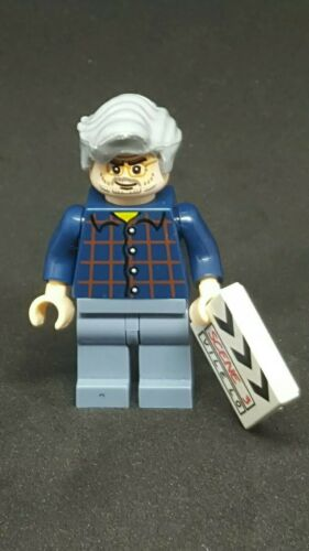 Custom Lego Star Wars George Lucas Lucas Films Minifigure
