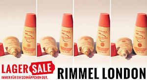 Rimmel-London-Recover-Foundation-Grundierung-Make-Up-div-Farbtoene-NEU