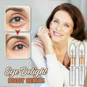 UK-Eye-Care-Rapid-Reduction-Cream-PLUS-New-amp-Sealed-Under-Eye-Bags-Wrinkles