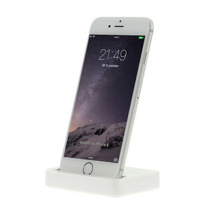 Docking Station iPhone 8 7 6 6s Plus 5 5C 5S SE iPod Charger ...