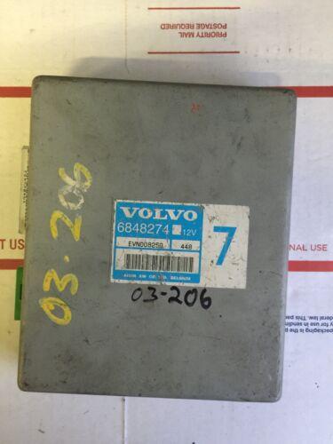 95 VOLVO 960 TRANSMISSION COMPUTER TCU TCM 6848274 OEM