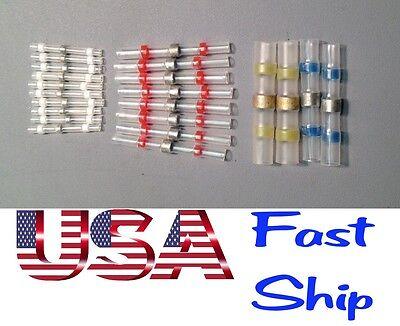 Solder Sleeve Waterproof Heat Shrink Wire Splicer for Electronic Service Repair