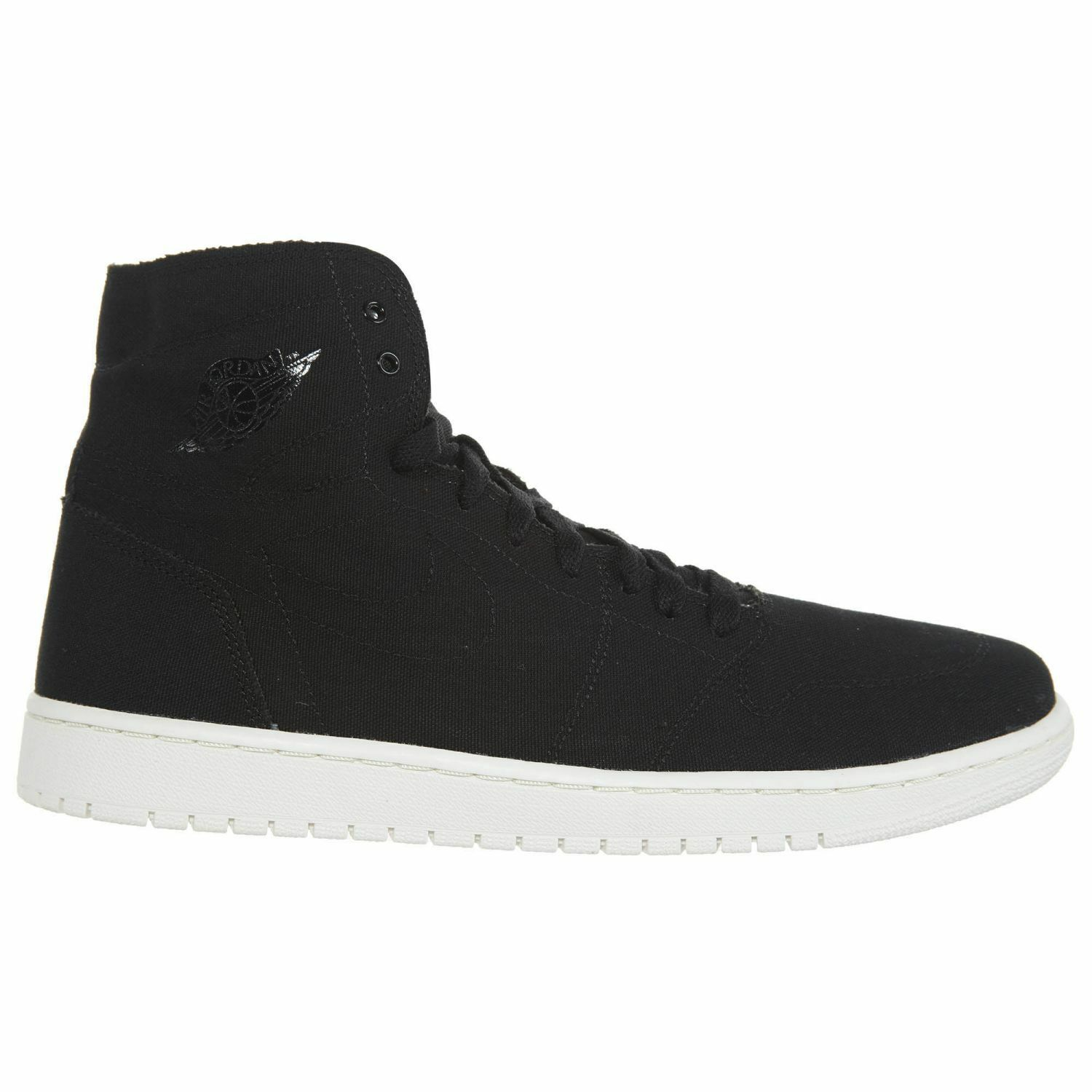 Air Jordan 1 Retro High Deconstructed Mens 867338-010 Black Sail Shoes Comfortable The latest discount shoes for men and women