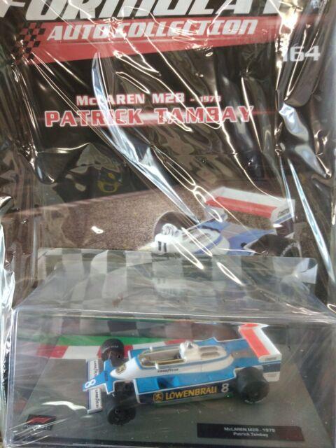 Mclaren M28 1979 Patrick Tambay FORMULA1 Car C.1 / 43 #164 MIB Die-Cast