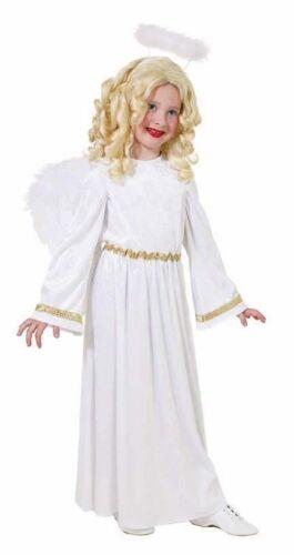 Engelskostüm Kleid Weihnachten Christkind Gr 128 140 152 164 Kostüm Engel 1tlg