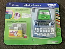New Listingbrother P Touch Pt 1880c Labeling System New In Packaging Batteries