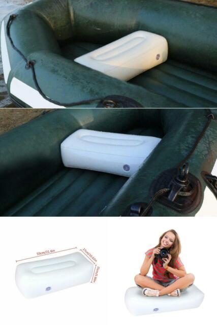 Folding Inflatable Boat Air Cushion Seats for Camping Fishing Hiking Rafting