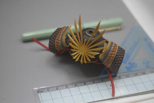 Helmet A for i8TOYS I8-002 Female Samurai Ryou 1//6 Scale Action Figure