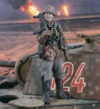 Verlinden 120mm (1/16) German Waffen-SS SS-Sturmmann WWII (Resin Figure) 2386