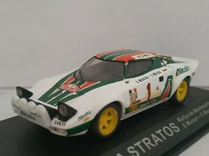 1-43-LANCIA-STRATOS-1977-MUNARI-RALLYE-RALLY-COCHE-IXO-ESCALA-DIECAST-SCALE
