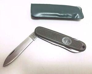 Original B Amp H Hertzberg West German Army Knife Multitool
