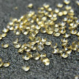 1000PCS Femmes Fête de Mariage Décoration Diamant Confettis Table dispersent Acrylique