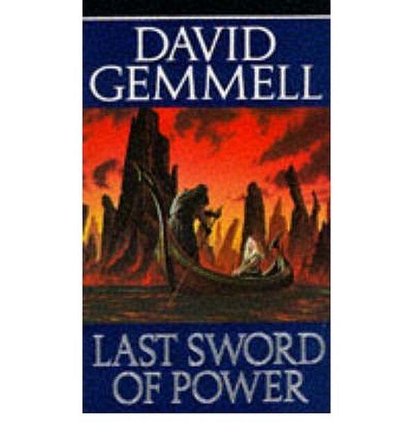 Last Sword Of Power, Gemmell, David, Excellent Book