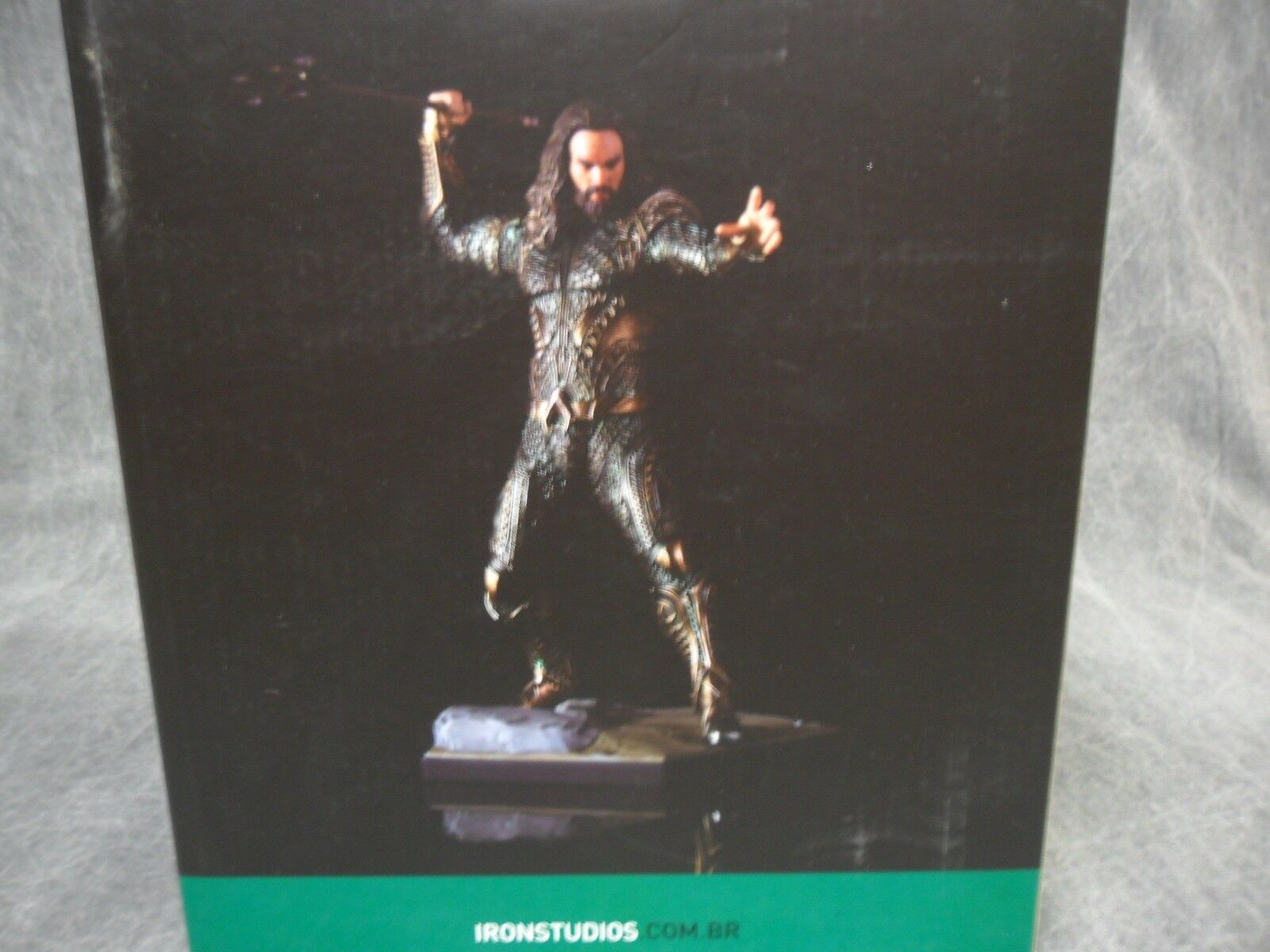 Iron Studios NEW  Aquaman Aquaman Aquaman  Justice League Movie 1:10 Scale Statue Figure f75c7e