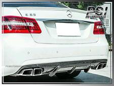 JP Type Carbon Fiber Rear Diffuser For M-Benz W212 E-Class E250 E350 E550 E63AMG