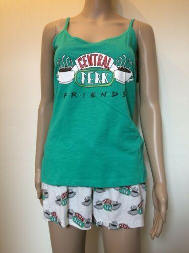 Amis de la femme Central Perk Court//Cami Set Pyjama New York Primark Femme