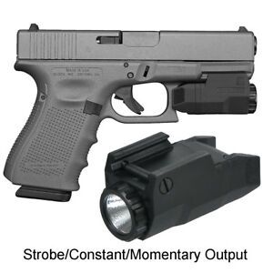 APL-C-Scout-Light-Tactical-Handgun-Flashlight-for-Glock-Ruger-Walther-etc-Pistol