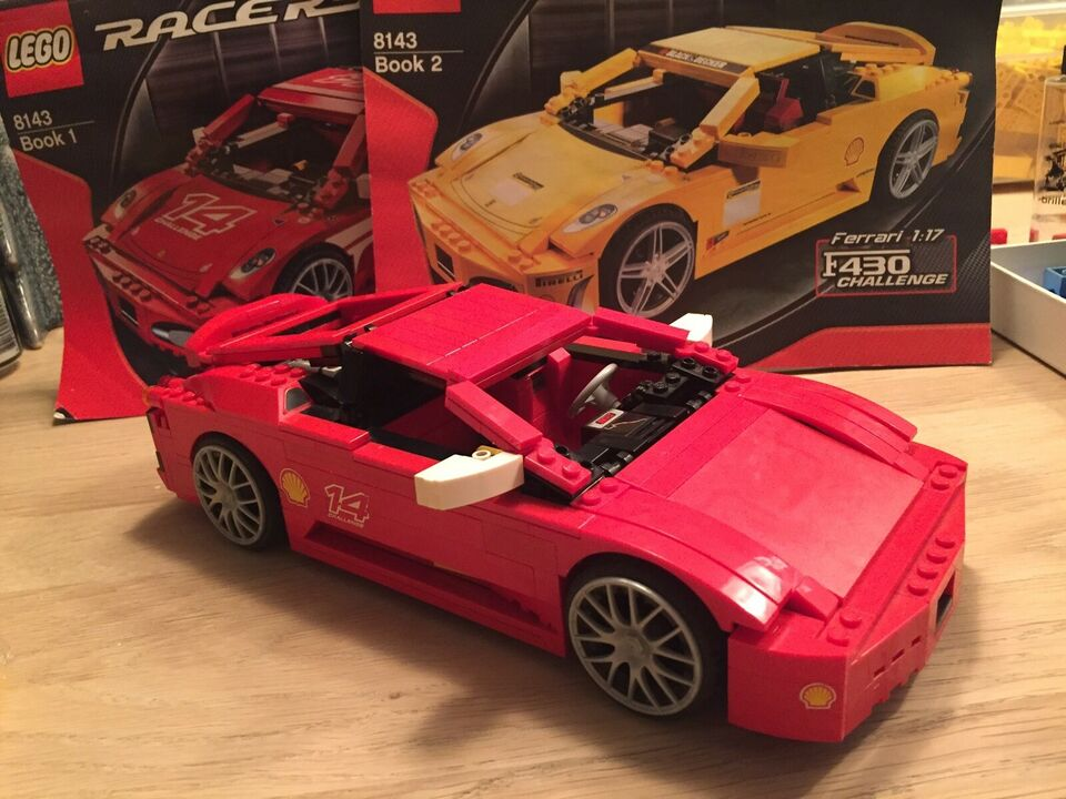 Lego andet, 8143