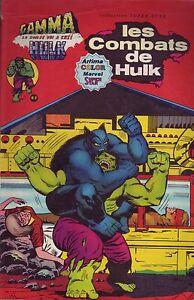 Hulk-N-3-Les-combats-de-Hulk-Aredit-Marvel-Comics-1979-BE