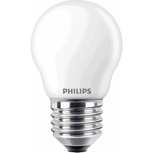 25W E27 827 300° NODIM matt Philips LED Tropfenlampe Classic 2,2W