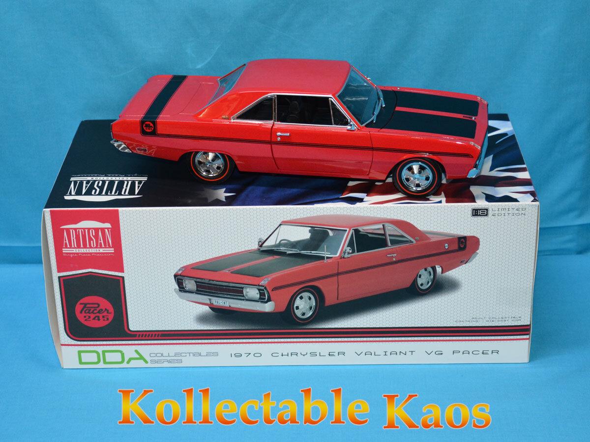 1 18 DDA - 1970 Chrysler VG Valiant - Little Red Ridin