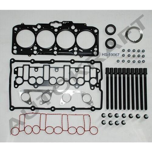 HS-19067.1 Zylinderkopfdichtung Satz für Audi Seat Skoda VW 2,0 TDI 16V AZV BKD