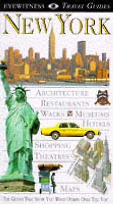"""""""AS NEW"""" Berman, Eleanor, DK Eyewitness Top 10 Travel Guide: New York (DK Eyewit"""