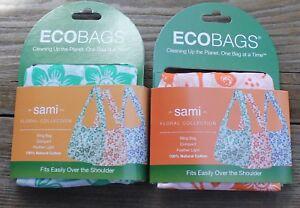 Eco-Water-SLING-shopping-Bag-ECOBAG-Farmers-Market-Reusable-Cotton-shoulder