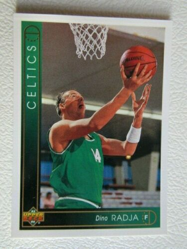 e22 Basketball saison 93//94 Carte variantes Upper Deck 1993 ~ N