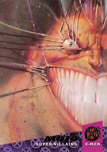 MOJO-X-Men-Fleer-Ultra-1994-BASE-Trading-Card-74
