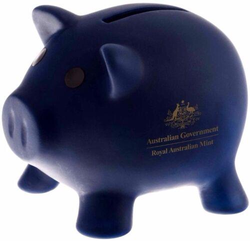 Small Pig Money Coin Box Royal Australian Mint