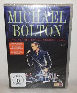 DVD-MICHAEL-BOLTON-LIVE-AT-THE-ROYAL-ALBERT-HALL-NUOVO-NEW