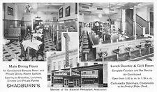 Postcard Shadburn's Restaurant in Colorado Springs, Colorado~110885