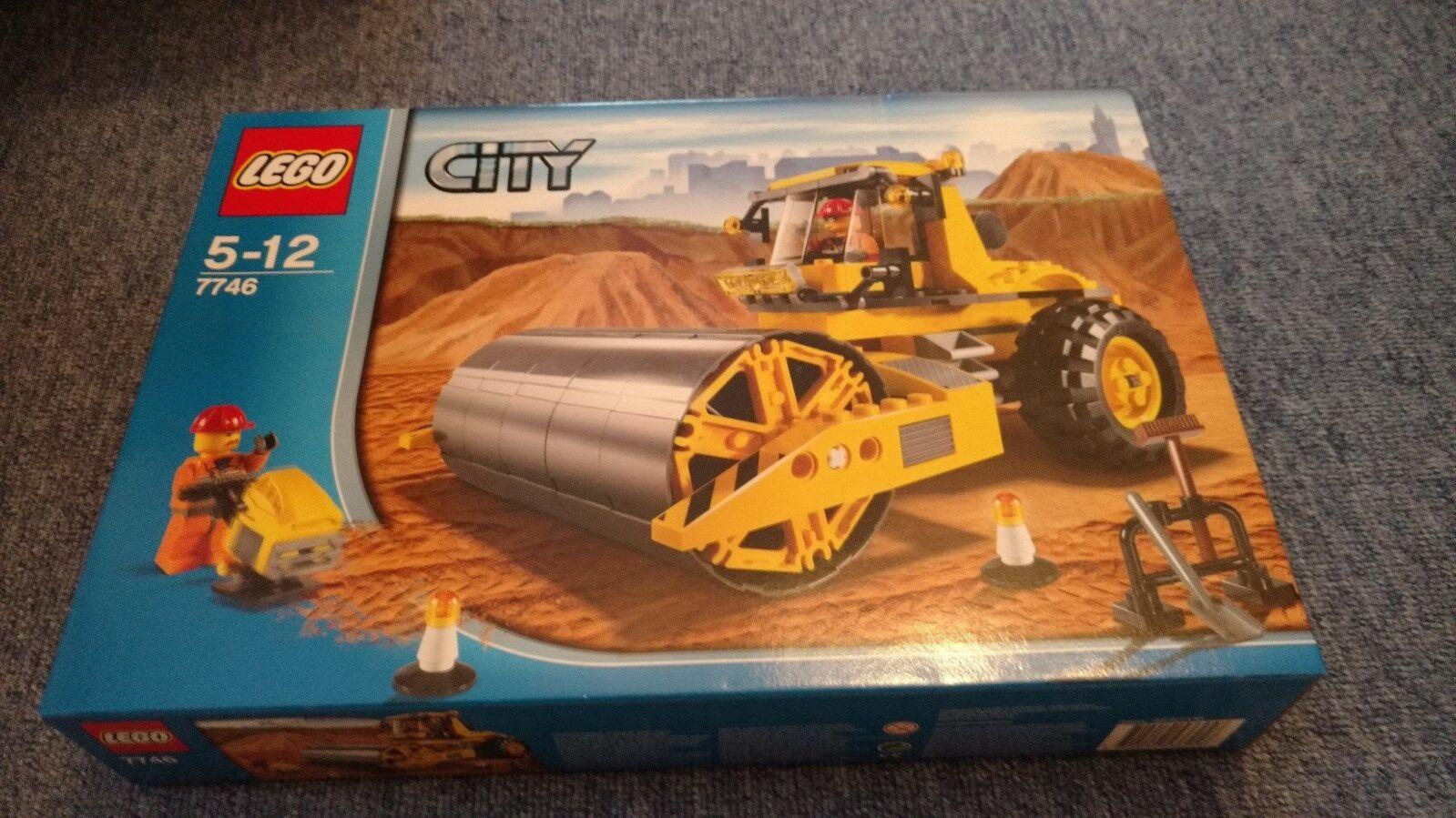 LEGO® City 7746 - Straßenwalze - Neu&OVP (MISB)
