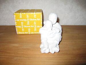 MARBELL STONE ART *NEW* Statue pierre blanche Fille-bébé assis HxL-11x14cm g7knZeoL-09090940-963994598