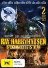 Ray Harryhausen - Special Effects Titan (DVD, 2013, 2-Disc Set)