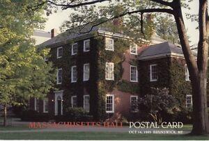 UX173-19c-Bowdoin-College-Postal-Card-First-Day-Ceremony-Program