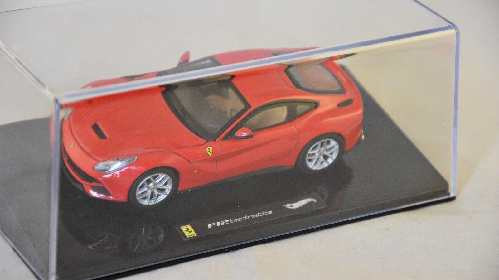 ELITE WX5499 - Ferrari F12 Rouge  1 43 43 43 d0c458