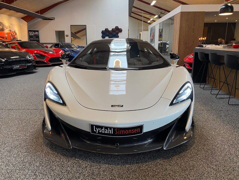 McLaren 600LT 3,8 Coupé 2d