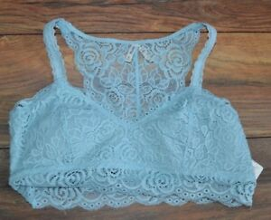 128acb0f847ca Image is loading Juniors-039-Mudd-Racerback-Lace-Bralette-Color-is-