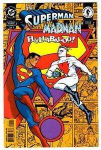 Superman-Madman-Hullabaloo-1-3-1997-DC-Dark-Horse-VF-NM-to-NM