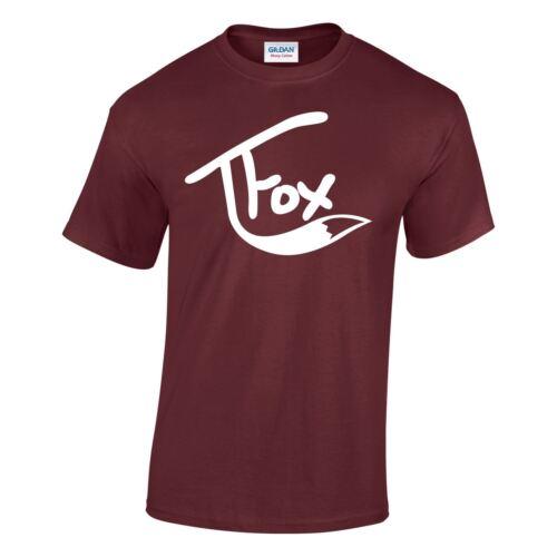 Fox Racing Kids Adult Costume Ghost Fancy Top Inspired Dress Present Tshirt