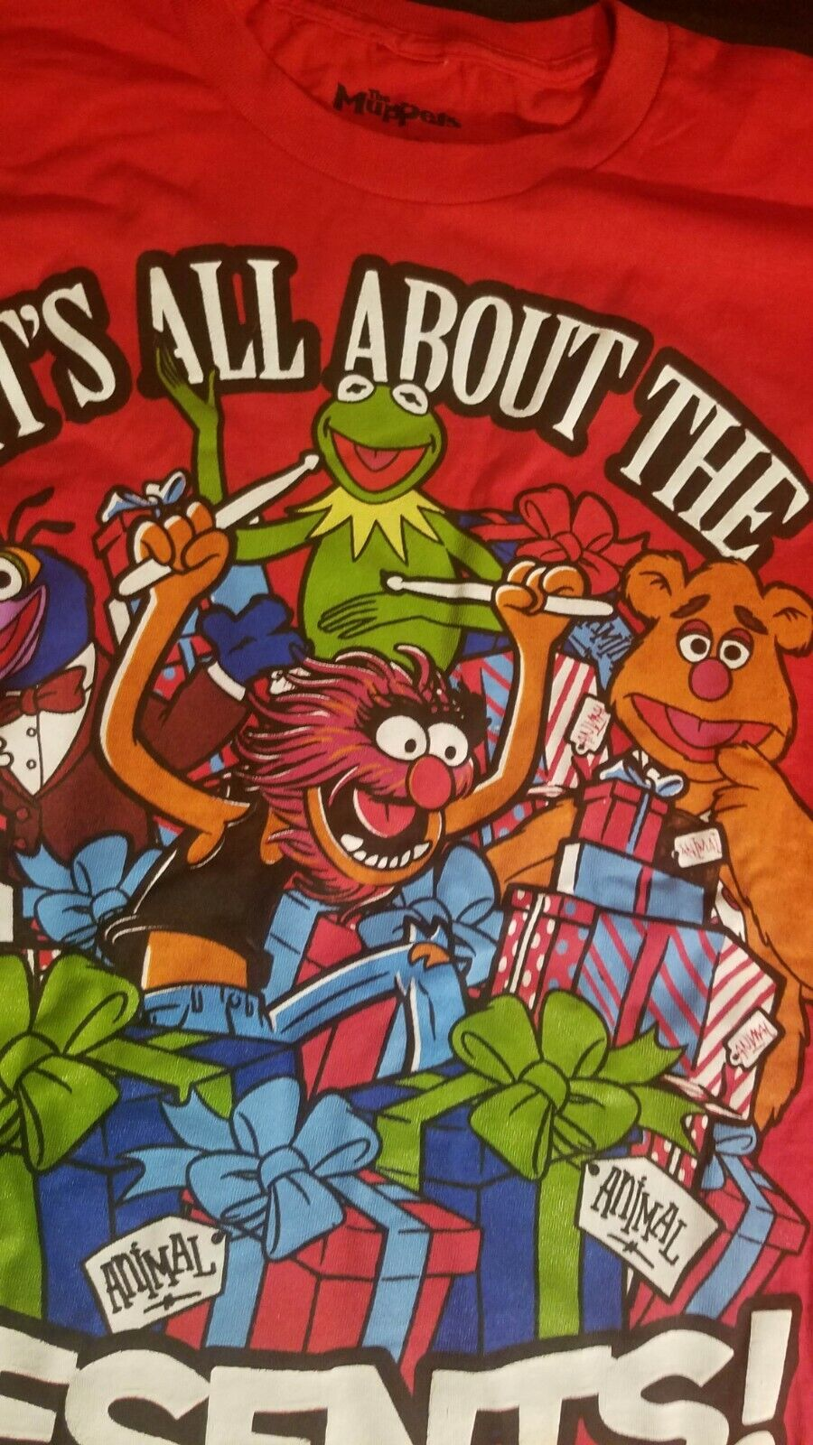 """The Muppets Christmas Holiday Birthday """"It's All … - image 5"""