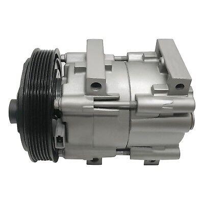 RYC Remanufactured AC Compressor and A//C Clutch FG275