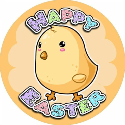 Parents or Spring Party 144 Happy Easter Time 30mm Reward Stickers for Teachers