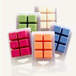 3x-Highly-Scented-100-SOY-WAX-MELTS-300hr-burn-CANDLE-MELT-TART-for-OIL-BURNERS