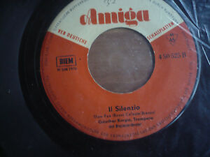 Amiga-Single-Guenther-Karpa-Trompete-034-Sunset-Melody-034-034-Il-Silenzio-034