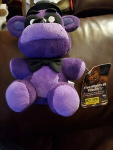 Funko-Five-Nights-At-Freddy-039-s-Plush-Hot-Topic-Exclusive-Shadow-Freddy